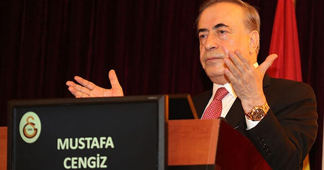 """Mustafa Cengiz: """"Rodrigues'in parasını hala alamadık"""""""