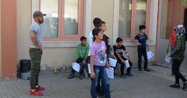 Öğrenciler civadan zehirlendi