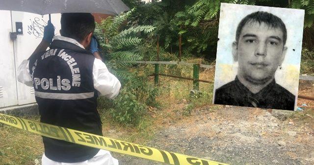 Ortaköy'de boş arazide bir kişinin cesedi bulundu