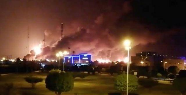 Pentagon, Aramco saldırısının sorumlusunu açıkladı
