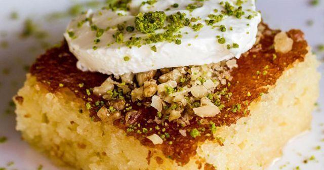 Revani Tatlısı nasıl yapılır, Revani Tatlısı hazırlanışı ve En kolay Revani Tatlısı tarifi