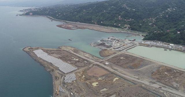 Rize-Artvin Havalimanı'nda çalışmalar hızlandı