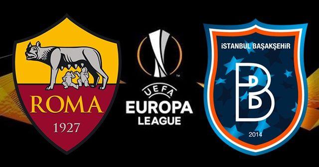Roma Başakşehir maçı canlı izle | Roma Başakşehir beIN Sports 2 izle | Roma Başakşehir şifresiz izle | bein sports canlı ize