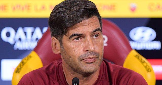 Roma Teknik Direktörü Paulo Fonseca: Sürpriz yaşamak istemiyoruz