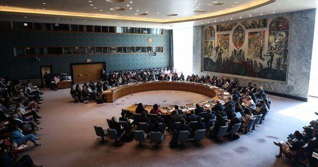 Rusya ve Çin'den İdlib hamlesi! BM Güvenlik Konseyi tasarısını veto ettiler