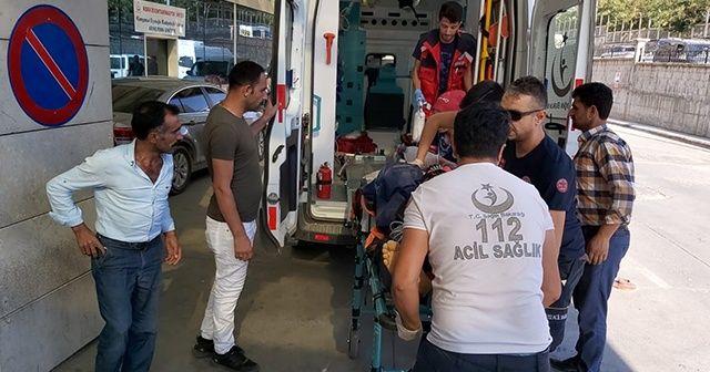 Siirt'te akıntıya kapılan kişi boğuldu