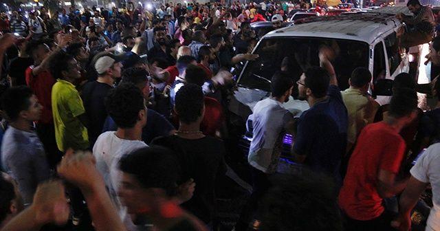 Sisi karşıtı protestolarda 650 kişi gözaltında
