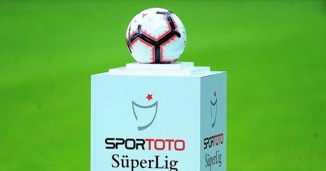 Süper Lig'de 4. haftanın perdesi açılıyor