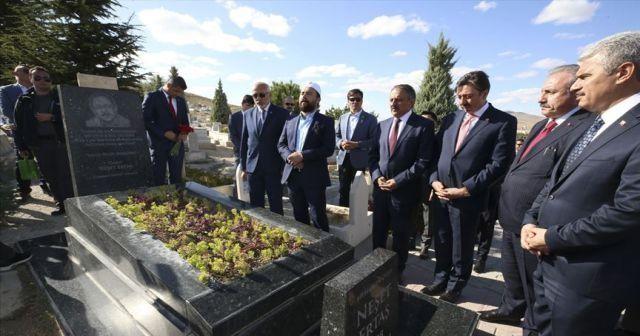 TBMM Başkanı Şentop Kırşehir'de