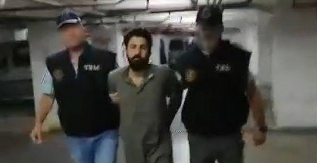 Terör örgütünün celladı yakalandı