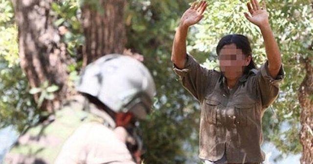 Teslim olan kadın terörist: 15 yaşında 'piknik' adı altında dağa kaçırıldım