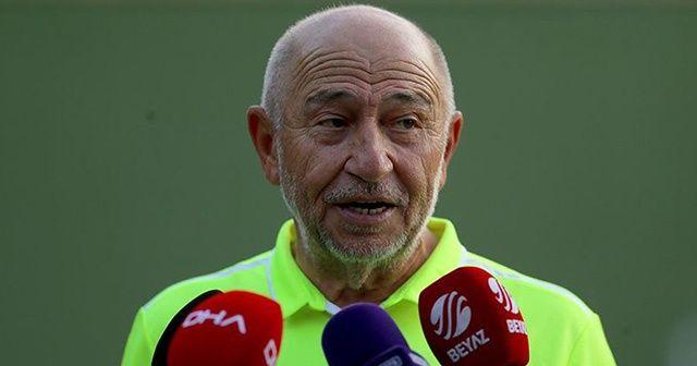 TFF Başkanı Özdemir: İki maç sonra belki 2020 hakkını elde edebiliriz
