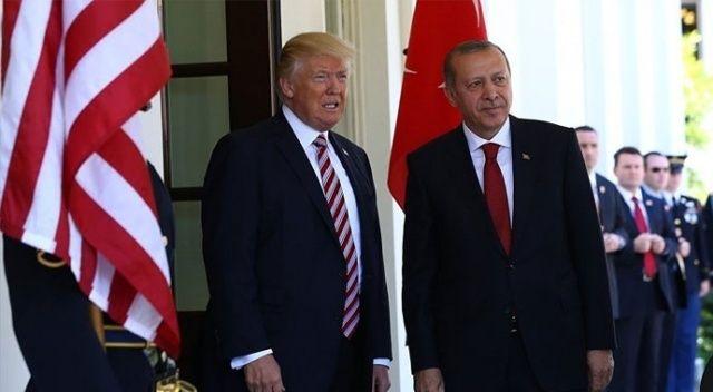 Trump'la güvenli bölge konuşulacak