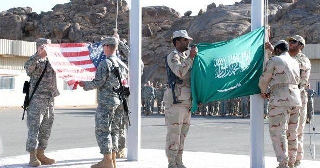 Trump, Suudi Arabistan'a asker gönderiyor