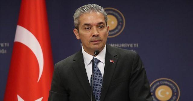Türkiye'den Güney Kıbrıs Rum Yönetimine uyarı