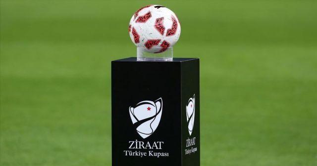 Türkiye Kupasında 2. turda 24 maç yapılacak