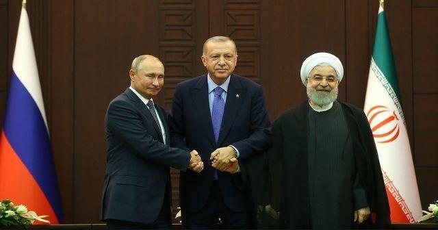 Üçlü Zirve'nin ardından ortak bildiri yayımlandı