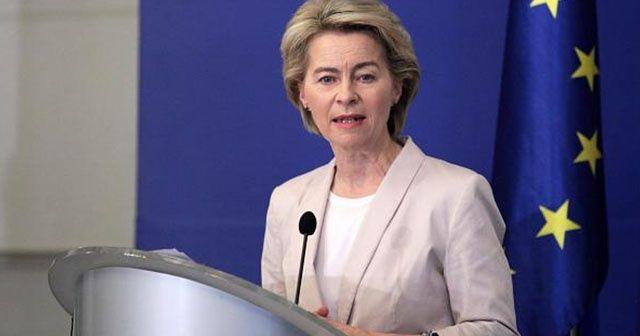 Ursula von der Leyen: 'Türkiye, AB üyesi olma yönünde ilerlemiyor'