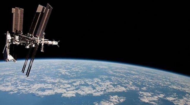 Uzay İstasyonu'nda acil durum alarmı