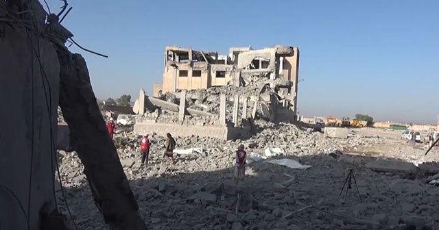 Yemen'de hapishaneye saldırı: 60 ölü, 100 yaralı