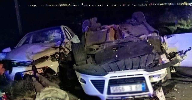 Zincirleme trafik kazasında ölü ve yaralılar var!
