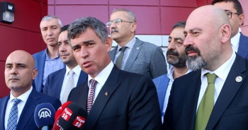 Metin Feyzioğlu: 'PKK'ya DHKP-C'ye laf söyleyin dediğimizde tık yok'