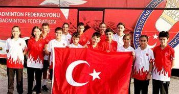 13 Yaş Altı Badminton Milli Takımı, Balkan şampiyonu