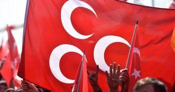 3 partiden ayrılan 2 bin 500 kişi MHP'ye katıldı