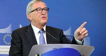 AB Komisyonu Başkanı Juncker: İngilizler başından beri yarı zamanlı Avrupalıydı