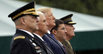 ABD'de ordunun 1 numarası değişti