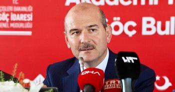 Bakan Soylu, İstanbul'dan gönderilecek Suriyeli sayısını açıkladı