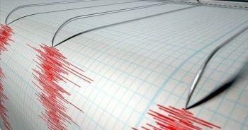 Çankırı'da art arda iki deprem oldu