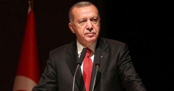 Cumhurbaşkanı Erdoğan: Adalet teşkilatımız hainlerle mücadelede önemli gücümüz olmuştur