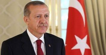 Cumhurbaşkanı Erdoğan'dan Filenin Sultanları'na tebrik