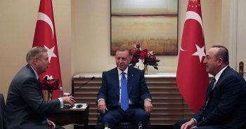 Cumhurbaşkanı Erdoğan'dan kritik görüşme!