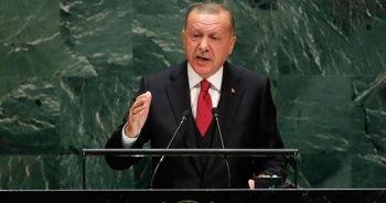 Cumhurbaşkanı Erdoğan İsrail zulmünü dünyaya haykırdı!