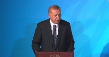 Cumhurbaşkanı Erdoğan: Sıfır atık projemizi bütün Türkiye'de yaygınlaştırıyoruz
