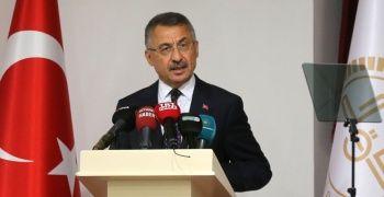 Cumhurbaşkanı Yardımcısı Oktay: Barışın umudu Diyarbakırlı annelerdir