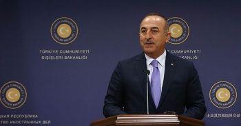 Dışişleri Bakanı Çavuşoğlu'ndan Netanyahu'ya sert tepki!