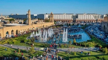 Erbil'e ekonomik çıkarma