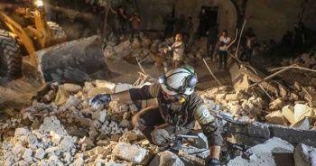 Esad rejiminden İdlib'de sivillere saldırı: 3 ölü
