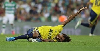 Fenerbahçe'de Luiz Gustavo şoku