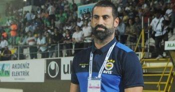 Fenerbahçe'de Volkan Demirel ilki yaşadı