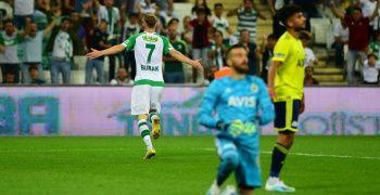 Fenerbahçe'den kötü prova