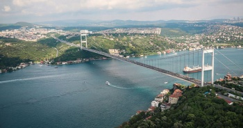 FSM Köprüsü Dünya Alzaymır Günü için mor ışıkla aydınlatılacak
