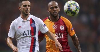 Galatasaray PSG'ye direnemedi