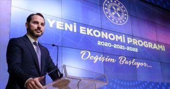 Hazine ve Maliye Bakanı Albayrak: Mücadele alanlarımızın başında yine enflasyon gelecek