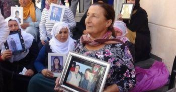 HDP önünde eylem yapan aile sayısı 16'ncı günde 40'a yükseldi