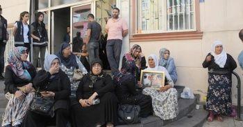 HDP önünde eylem yapan ailelerin sayısı 38'e yükseldi