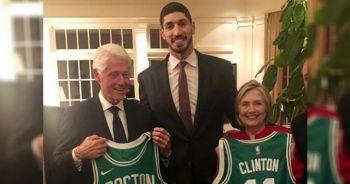 Hillary Clinton'dan, FETÖ'cü Enes Kanter'e yakın ilgi! Yemeğe davet etti